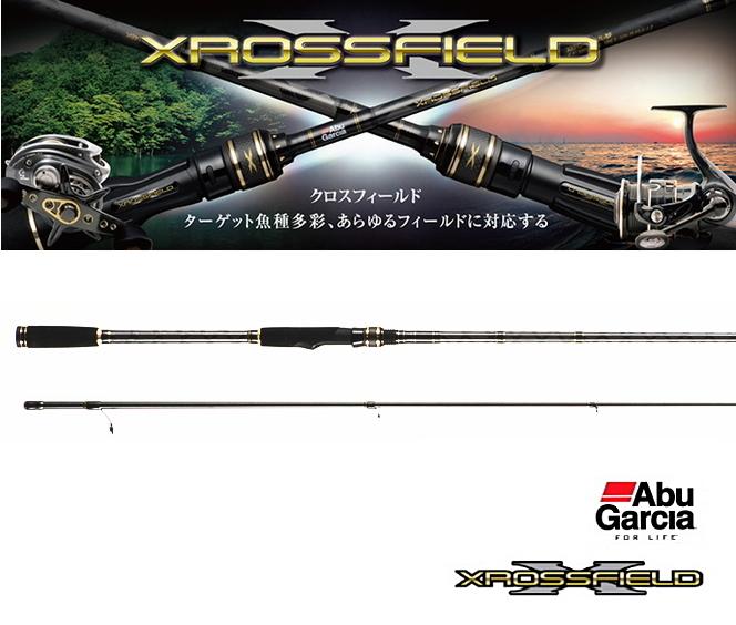 アブ ガルシア クロスフィールド XRFS-902ML / ショアジギングロッド (セール対象商品)