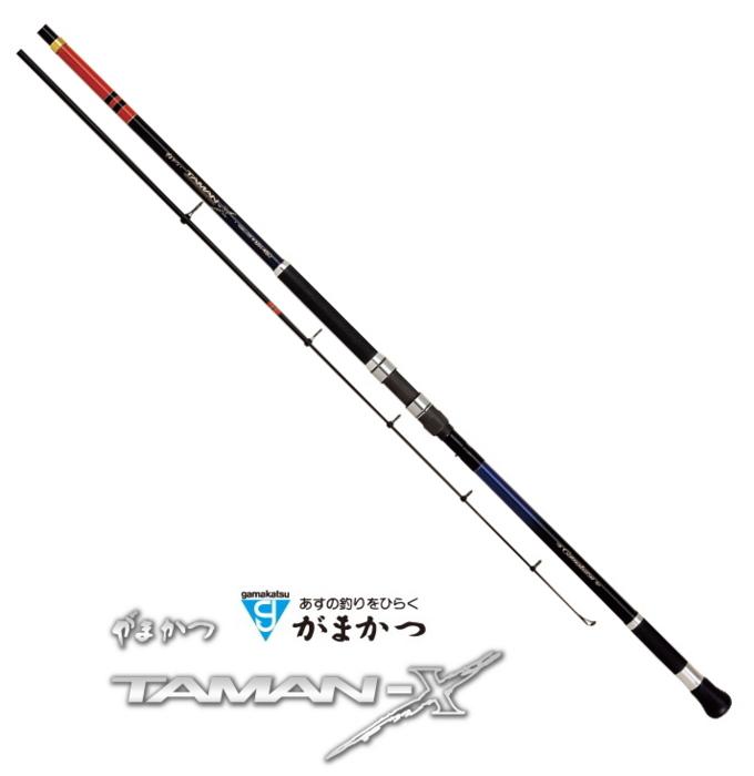 がまかつ がま磯 タマンX H 45 / 磯竿 [お取り寄せ商品]