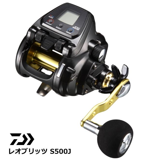 ダイワ レオブリッツ S500J / 電動リール (送料無料) (D01) (O01)