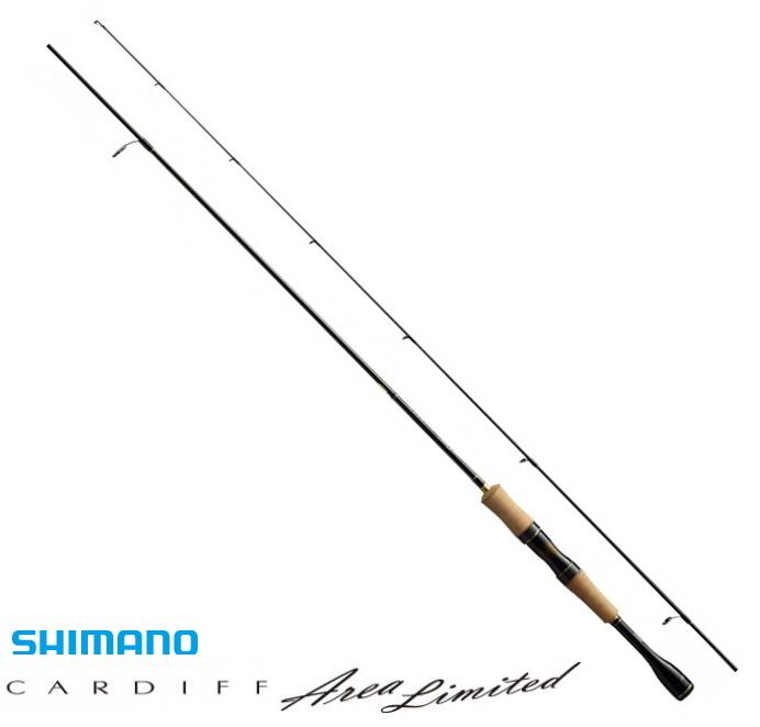 シマノ カーディフ エリアリミテッド S60XUL-FF / トラウトロッド (O01) (S01) (セール対象商品)