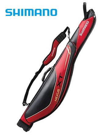 シマノ ロッドケース XT RC-122Q 145R レッド (S01) (O01) (セール対象商品)