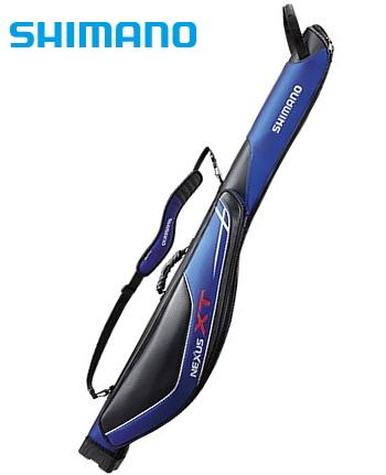 シマノ ロッドケース XT RC-122Q 145R ディープブルー (S01) (O01) (大型商品 代引不可) / セール対象商品 (3/4(月)12:59まで)
