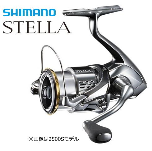 シマノ 18 ステラ C2000SHG / スピニングリール (送料無料) / セール対象商品 (3/29(金)12:59まで)