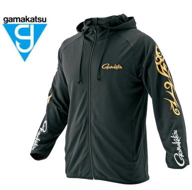 (ジャケット 上着 釣行着) 【送料無料】 GM-3511 (アーム、レッグカバー付) 《がまかつ》 アクティブクールスーツ