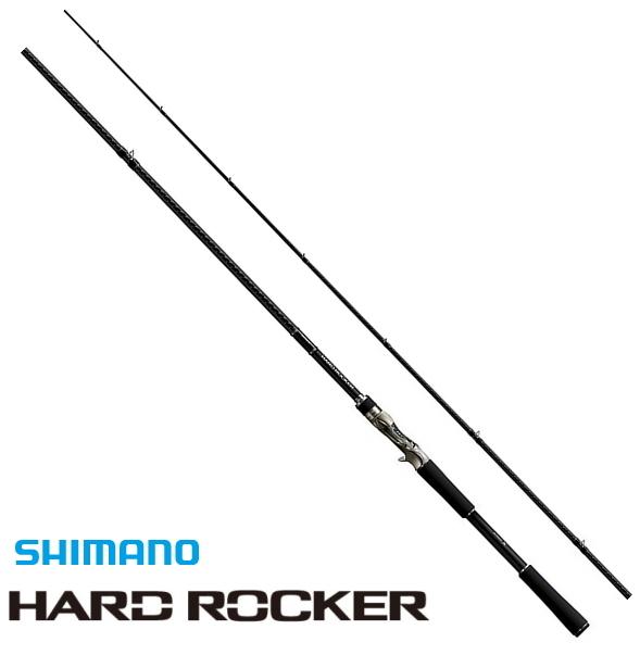 シマノ ハードロッカー B810MH+ (ベイトキャスティングモデル) (S01) (O01)