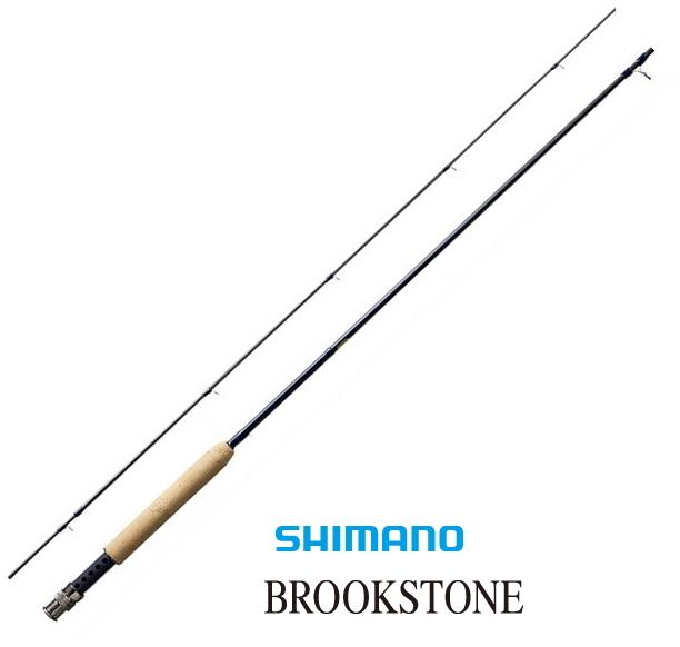 シマノ ブルックストーン 906 / フライロッド (S01) (O01)
