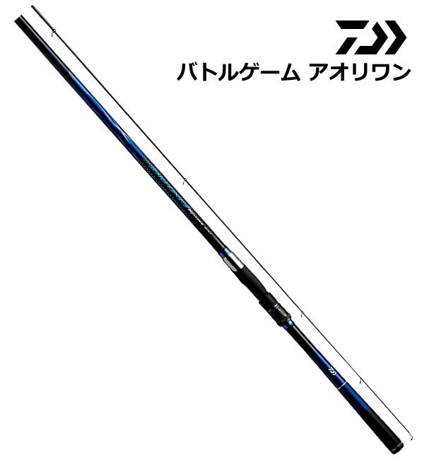 ダイワ バトルゲーム アオリワン 51・V / ヤエンロッド (D01) (O01)