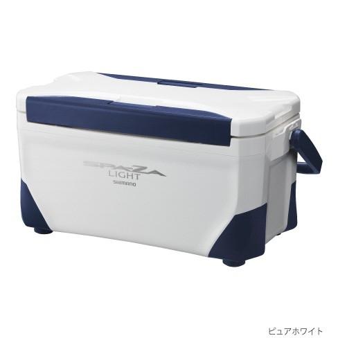 シマノ スペーザ ライト 250 LC-025M ピュアホワイト / クーラーボックス (S01) / セール対象商品 (3/4(月)12:59まで)