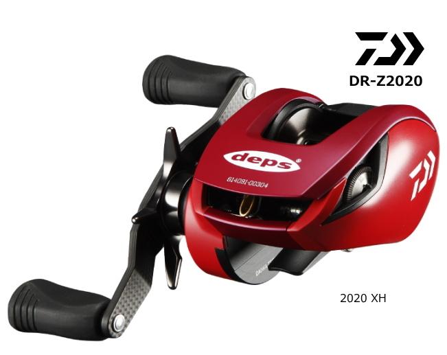 ダイワ DR-Z2020 XH LTD (右ハンドル) / ベイトリール (送料無料) (**) (SP)