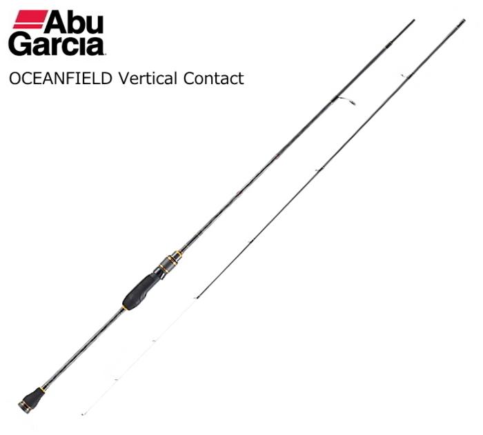 アブ ガルシア オーシャンフィールド バーチカルコンタクト OFVS-642LS (スピニングモデル) / オフショア ルアーロッド (お取り寄せ商品) (セール対象商品)