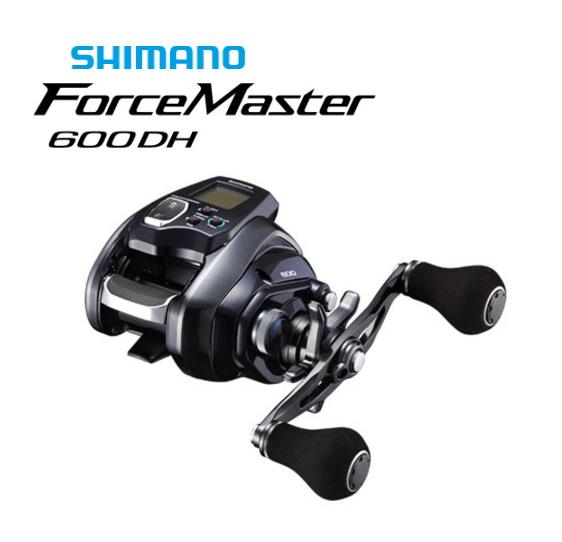 シマノ 20 フォースマスター 600DH (右ハンドル) / 電動リール (送料無料) (セール対象商品)
