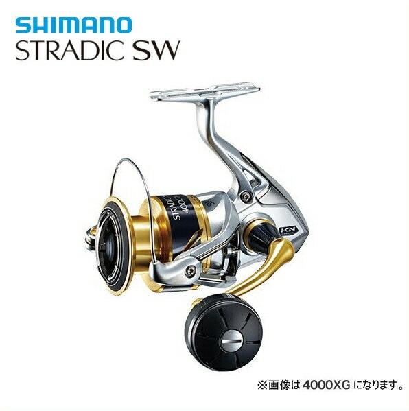 シマノ 18 ストラディックSW 5000PG [STRADIC SW] スピニングリール