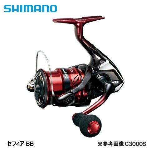 シマノ 18 セフィア BB (Sephia BB) C3000S [エギング スピニングリール]