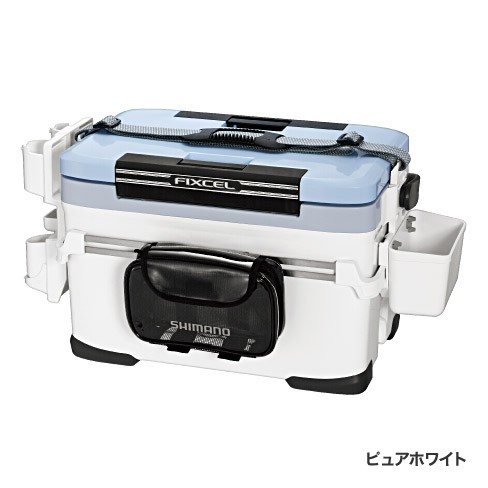 シマノ FIXCEL LIGHT GAMESPECIAL2 (220 LF-L22P) ピュアホワイト (22L) 【クーラー】