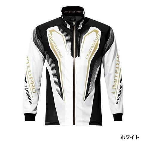 新作モデル シマノ★WT-℃・フルジップリミテッドプロシャツ SH-011P (ホワイト)★特価!, ティーエスパーツ:e57b2e2d --- ifinanse.biz