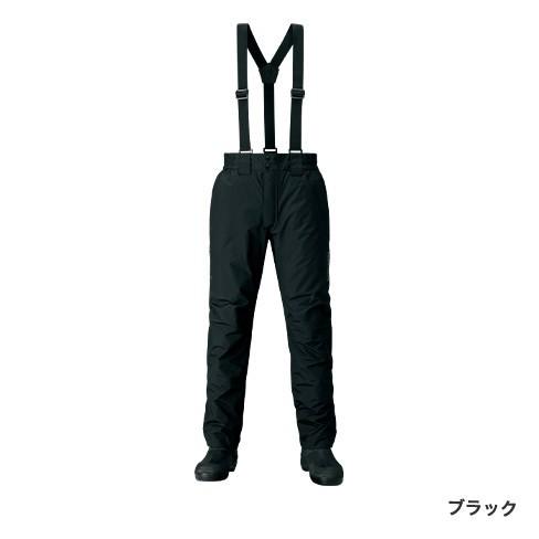 シマノ◇ DSエクスプローラーウォームパンツRB-04PS(ブラック)◇
