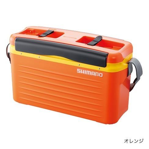 シマノ◇オトリ缶R OC-012K(オレンジ) ◇