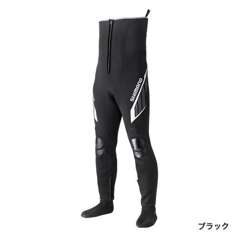 シマノ◇フィットウェーダー(中丸)T-2.5 WA-034R(ブラック)◇