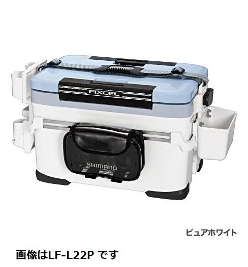 【送料無料】【シマノ】LF-L30P  フィクセル ライトゲームスペシャルII ピュアホワイト