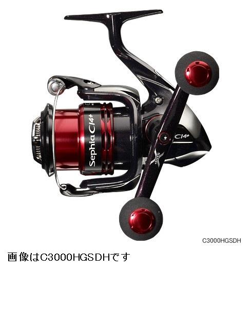 【送料無料】【シマノ】 12セフィアCI4+ C3000HGS