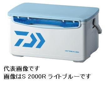 【ダイワ】 ライトトランク IV S 3000RJ ライトブルー