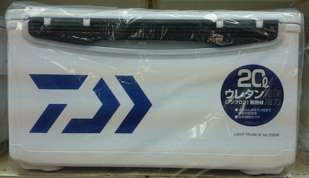 【ダイワ】 ライトトランク IV GU 2000R ブルー