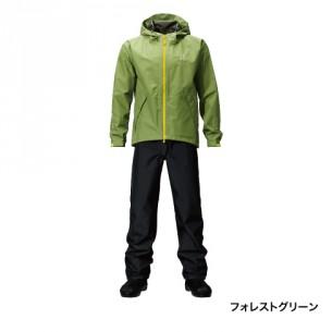 【送料無料】【シマノ】RA-217P XEFO・GORE-TEX® ベーシックスーツ フォレストグリーン Lサイズ