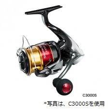 【シマノ】 2015セフィアSS  C3000HGS