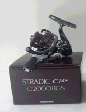 【送料無料】【シマノ】 16 ストラディックCI4+ C2000HGS