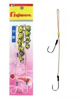 春の新作 フジワラ 遊動カブラ専用針セット 小針 ゆうパケット対応可 シルバー マーケティング