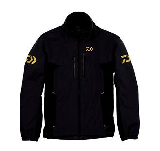 【ダイワ】DJ-36008 ウインドブロックジャケット ブラック Lサイズ