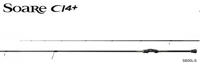 【送料別途商品】【シマノ】ソアレ CI4+ S800L-S