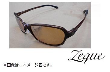 【送料無料】【ZEAL】バトラー F-1665 ブラウン/ブラック ラスターオレンジ/シルバーミラー (サングラス 偏光グラス)