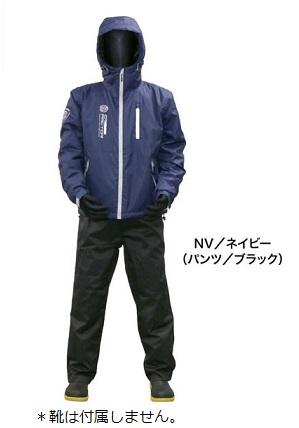 浜田商会 お気に入 cross factor WBA1902 結婚祝い ネイビー 3Lサイズ NV 防水防寒ウィンタースーツ