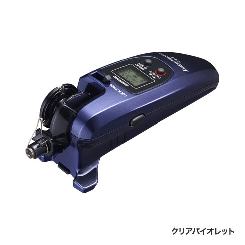 【シマノ】レイクマスター CT-T クリアバイオレット