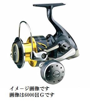 【送料無料】 【シマノ】 13ステラ SW 6000HG
