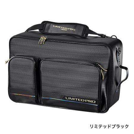 【シマノ (SHIMANO)】BA-134PDUFFLE BAG LIMITED PRO 45L リミテッドブラック