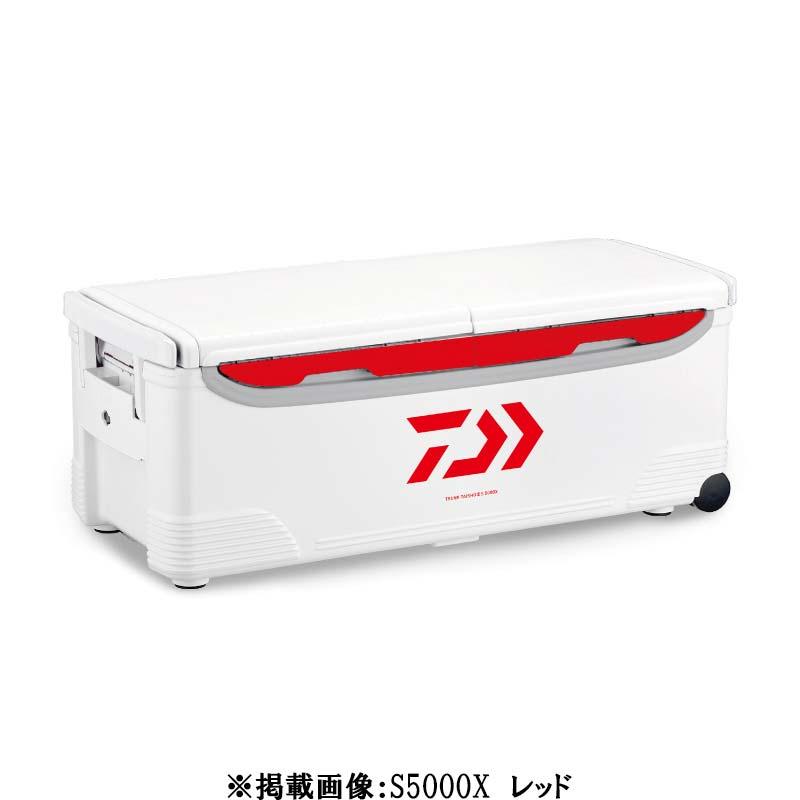 ダイワ(Daiwa)トランク大将2 S 5000X レッド