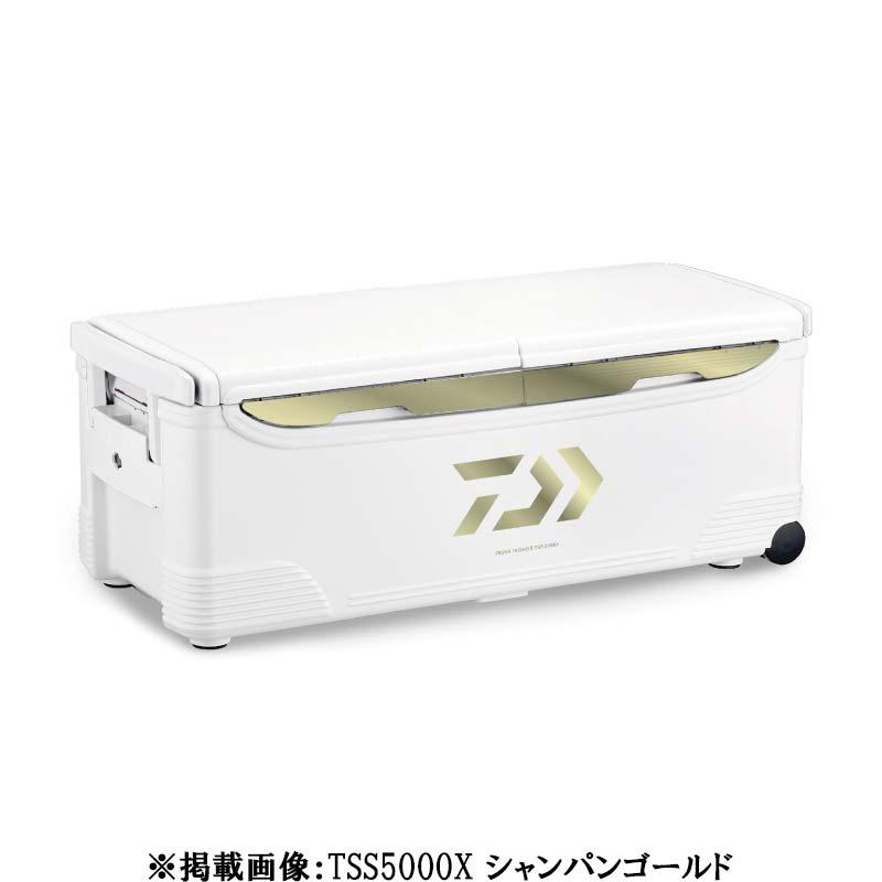 ダイワ(Daiwa)トランク大将2 TSS 5000X シャンパンゴールド