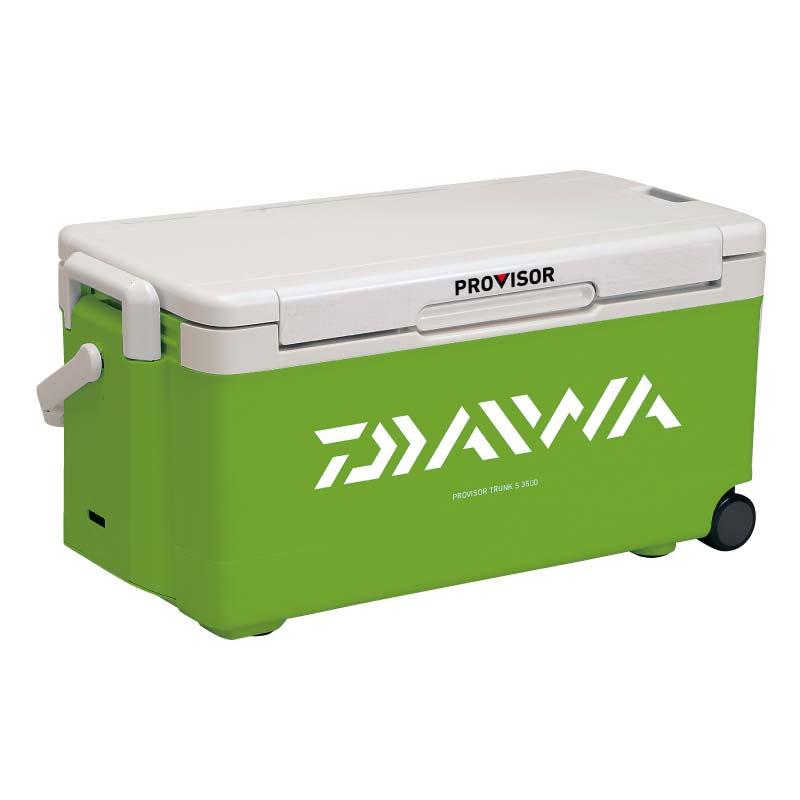 ダイワ(Daiwa)プロバイザートランク S3500 ライムグリーン