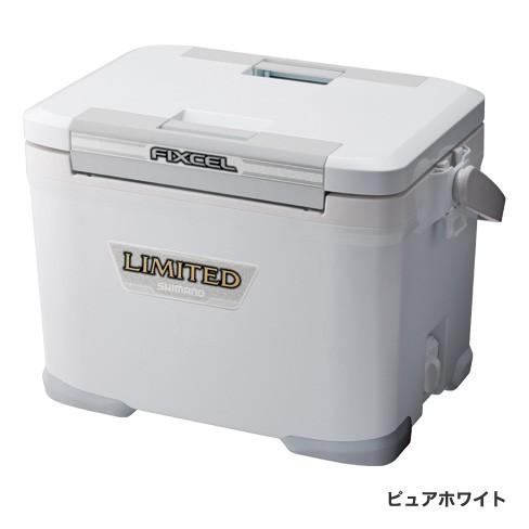 【シマノ(SHIMANO)】フィクセル リミテッド 170 HF-017N ピュアホワイト