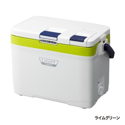 シマノ(SHIMANO)フィクセル ライト 120 LF-012N ライムグリーン