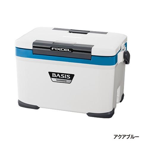 【シマノ(SHIMANO)】フィクセル ベイシス 220 UF-022N アクアブルー