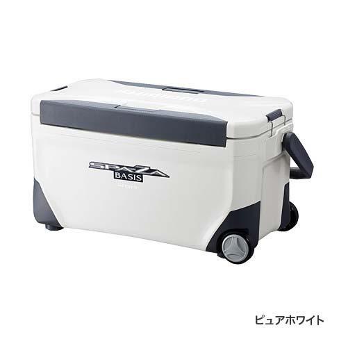 【シマノ(SHIMANO)】スペーザ ベイシス 250 キャスター UC-125N ピュアホワイト