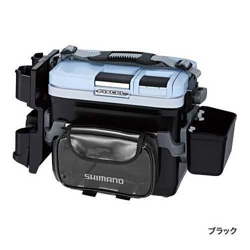 シマノ(SHIMANO)フィクセル ライト ゲームスペシャルII 120 LF-L12P ブラック