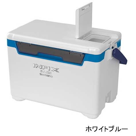 シマノ(SHIMANO)インフィクス ベイシス II 270 UI-027Q ホワイトブルー