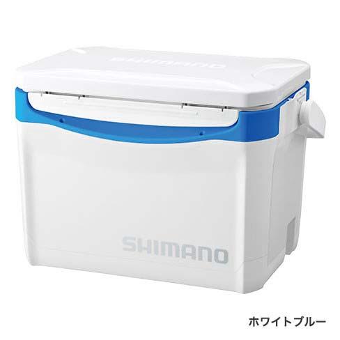 【シマノ(SHIMANO)】ホリデークール 260 LZ-326Q ホワイトブルー