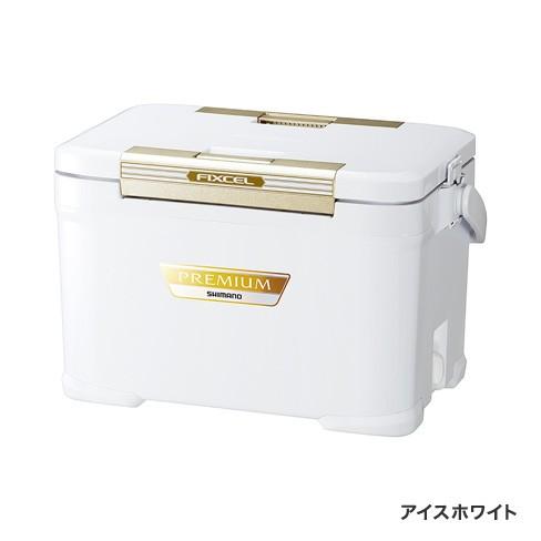 【シマノ(SHIMANO)】フィクセル プレミアム 220 ZF-022R アイスホワイト