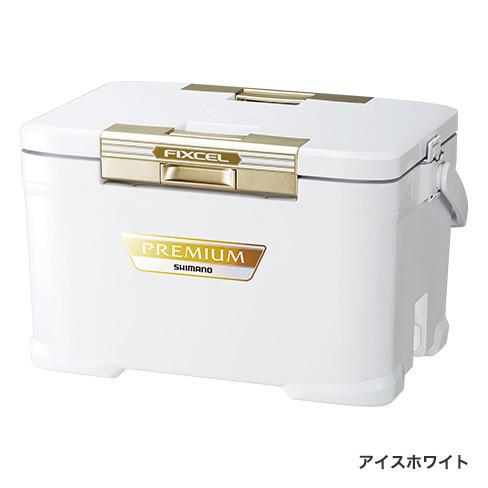 【シマノ(SHIMANO)】フィクセル プレミアム 300 ZF-030R アイスホワイト