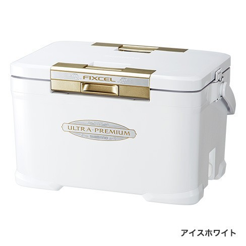 【シマノ(SHIMANO)】フィクセル ウルトラ プレミアム 220 ZF-522R アイスホワイト